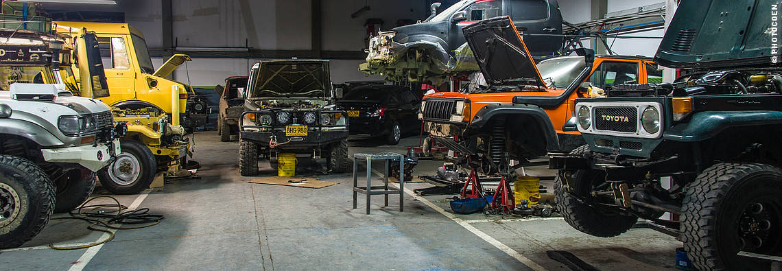 a night in the workshop (©photocoen)