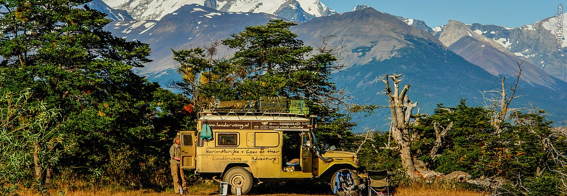 Camping in Argentina (©photocoen)