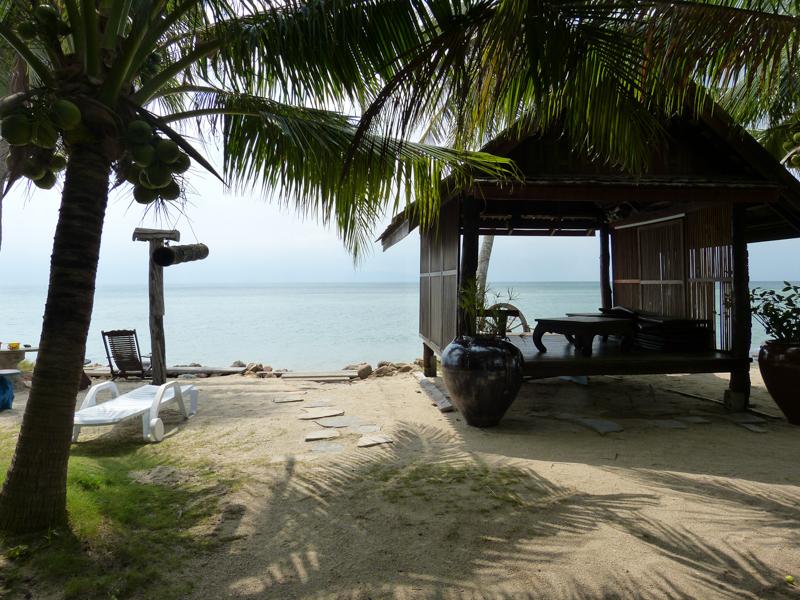 """Die """"First Villa"""" auf Koh Phangan"""