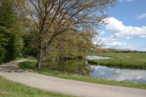 Radtour De Biesbosch