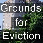 Ground for Eviction