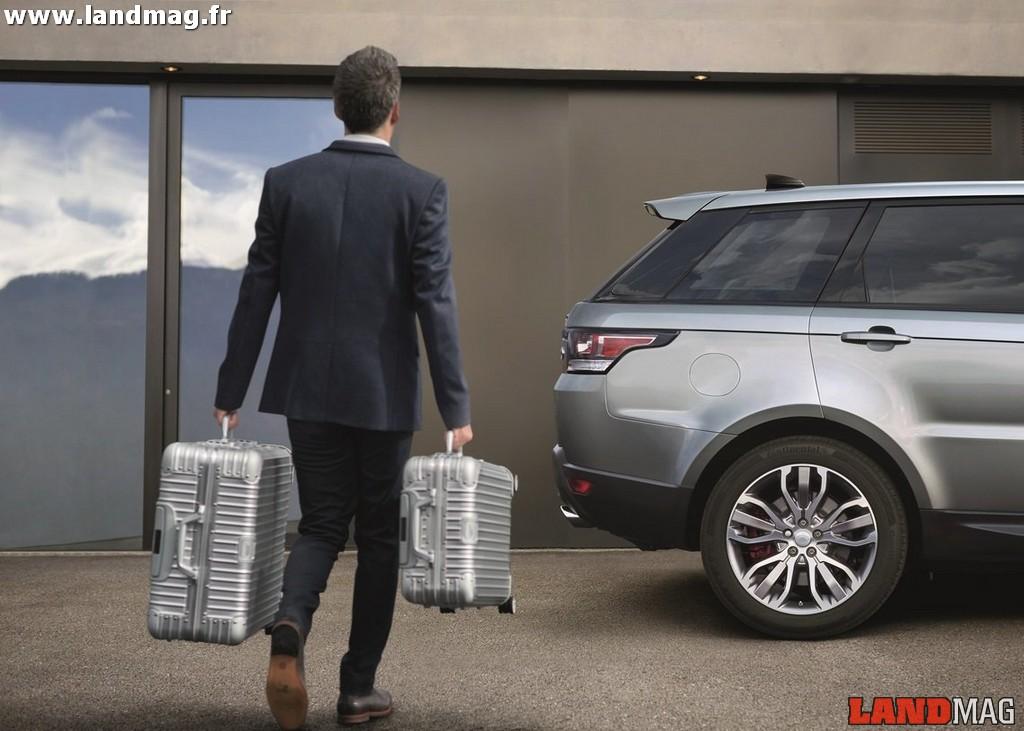 Nouveaux équipements et moteurs Ingenium pour le Range Rover Sport