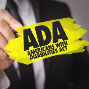 ada compliance signs