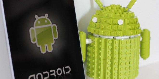 Andy the Android Robot…. in LEGO?