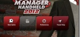 Winner of the Football Manager Handheld 2012 Giveaway