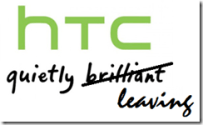 HTC's Next Market Victim