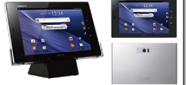 Medias Announce Dual Core N-06D Tablet