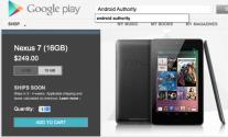 Google Nexus 7 Sold Out – Where to Buy It From Now?