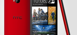 HTC One – Now In Red