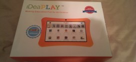 iDeaPlay 7″ kid's tablet review