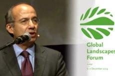 (Español) Felipe Calderón – en la disyuntiva entre combatir el cambio climático y frenar la pobreza, no tenemos que elegir