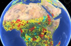 Asking the swarm for land use intelligence: Crowd-sourced maps show more accurate data on global farmland