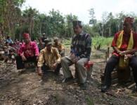 Central Kalimantan, Indonesia.
