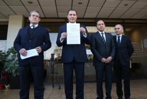 Rafa Moreno Valle: Apeló al Tribunal Electoral del Poder Judicial de la Federación a que se respeten mis derechos ciudadanos