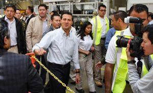 Peña Nieto; se crearon un millón de empleos
