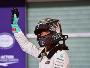Nico Rosberg anuncia su retiro de la Fórmula 1