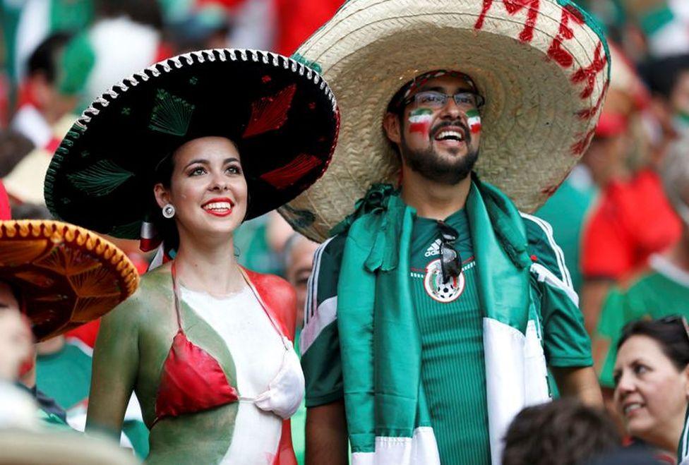 Salir con un mexicano es lo mejor que te puede pasar …