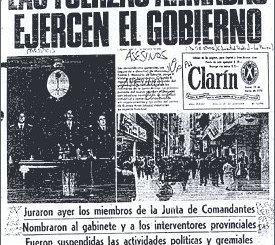 Tapa Clarín