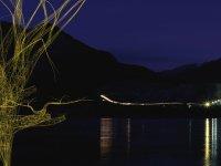 Jane Prophet, The Blot Series: detail, Lac des Arcs, night.