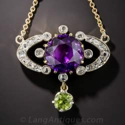 Small Of Art Nouveau Jewelry