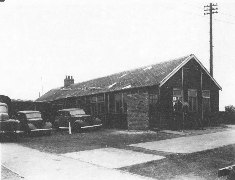 Depot Headquarters, Scout Dyke Camp