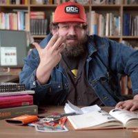 Aaron Draplin erstellt Logo in 15 Minuten