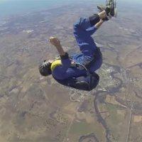 Anfall beim Fallschirmsprung