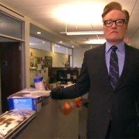Conan: Feedbackgespräche mit Angestellten