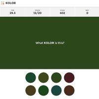 Finde den Farbton