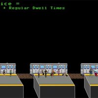 A Subway Delay Story