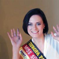 Miss Südwestdeutschland 2016 erzählt einen Witz...