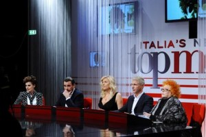 Giuria di Italia's Next Top Model 4