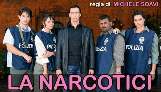 Caccia al Re La Narcotici Cast Foto