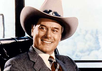 Larry Hagman attore di Dallas