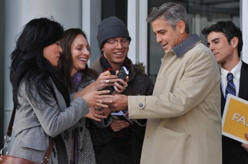 Clooney Fastweb