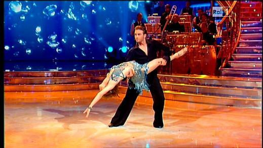 Alessandra Amoroso Ballando con le stelle RaiUno Foto