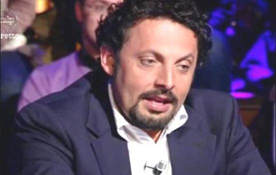 Enrico Brigano Niente di personale LA7 Foto