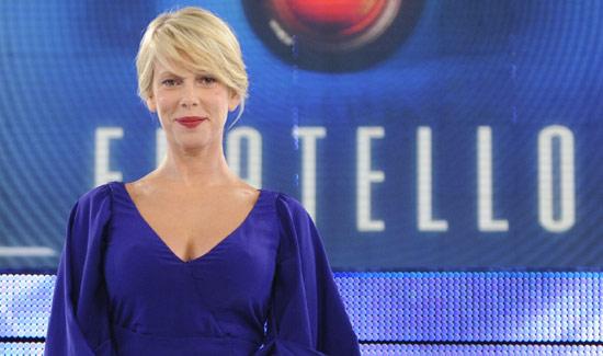 Alessia Marcuzzi Grande Fratello 11 Canale5 Finale Foto
