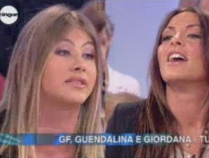 Giordana Sali e Guendalina Tavassi