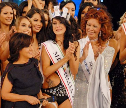 Miss italia a Montecatini Terme Foto
