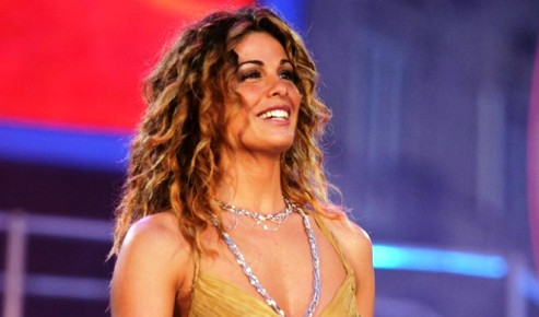 Vanessa Incontrada Wind Music Awards Italia1 Foto