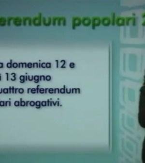 referendum 12 e 13 giugno