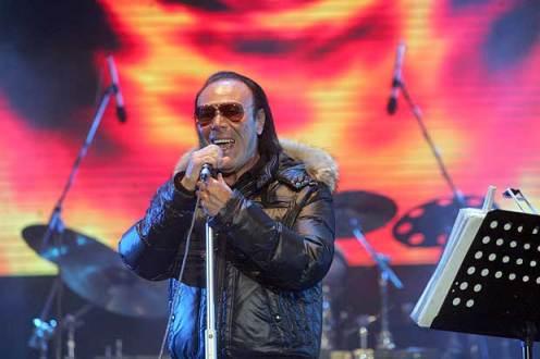 Foto di Antonello Venditti in concerto