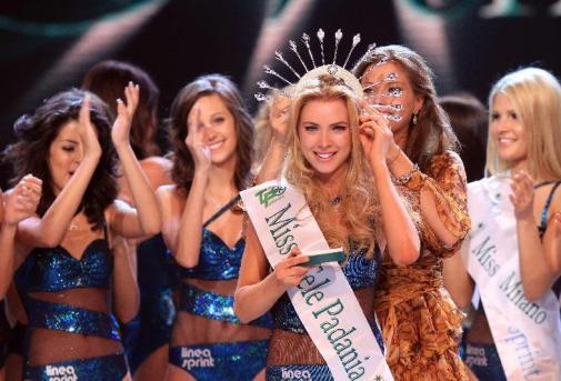 Jessica Brugali Miss Padania Foto