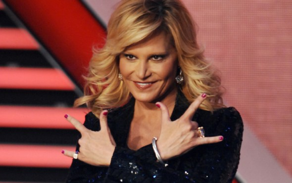 Simona Ventura X Factor Foto