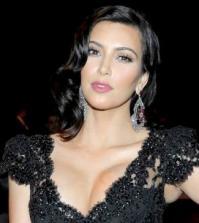 foto attrice kim kardashian