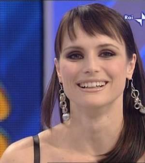 Lorena Bianchetti Italia sul Due