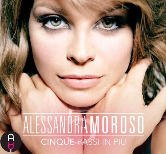 Cover nuovo album Alessandra Amoroso
