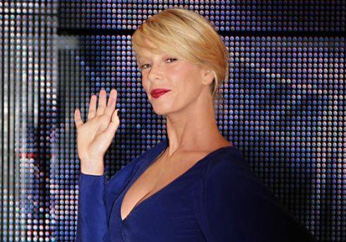 Alessia Marcuzzi conduttrice Gf12