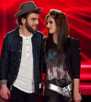 Xfactor 5 alla sesta puntata Vincenzo e Jessica i meno votati